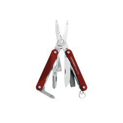 Leatherman Squirt ES4 - Red