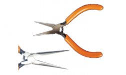 Toolstar - LONG NOSE PLIER 125MM without SERRATION - TS-1004