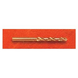 Addison - HSS Parallel Shank Twist Drills, 4.90mm (Pkt of 10pcs)