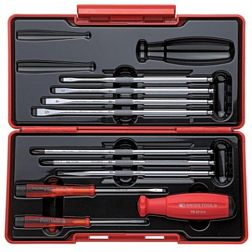 PB Swiss Tools - Screwdriver Set with Interchangeable Blades - PB 8215 Box