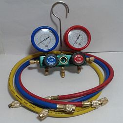 Rex Brand - Manifold Set with Pressure Hose - RX-3193