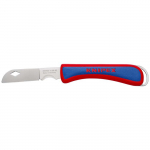 Knipex 16 20 50 SB Folding Knife for Electricians  120 mm